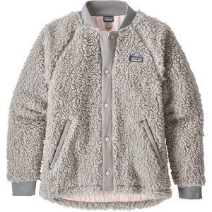 Patagonia Girls' Retro-X® Fleece Bomber Jacket